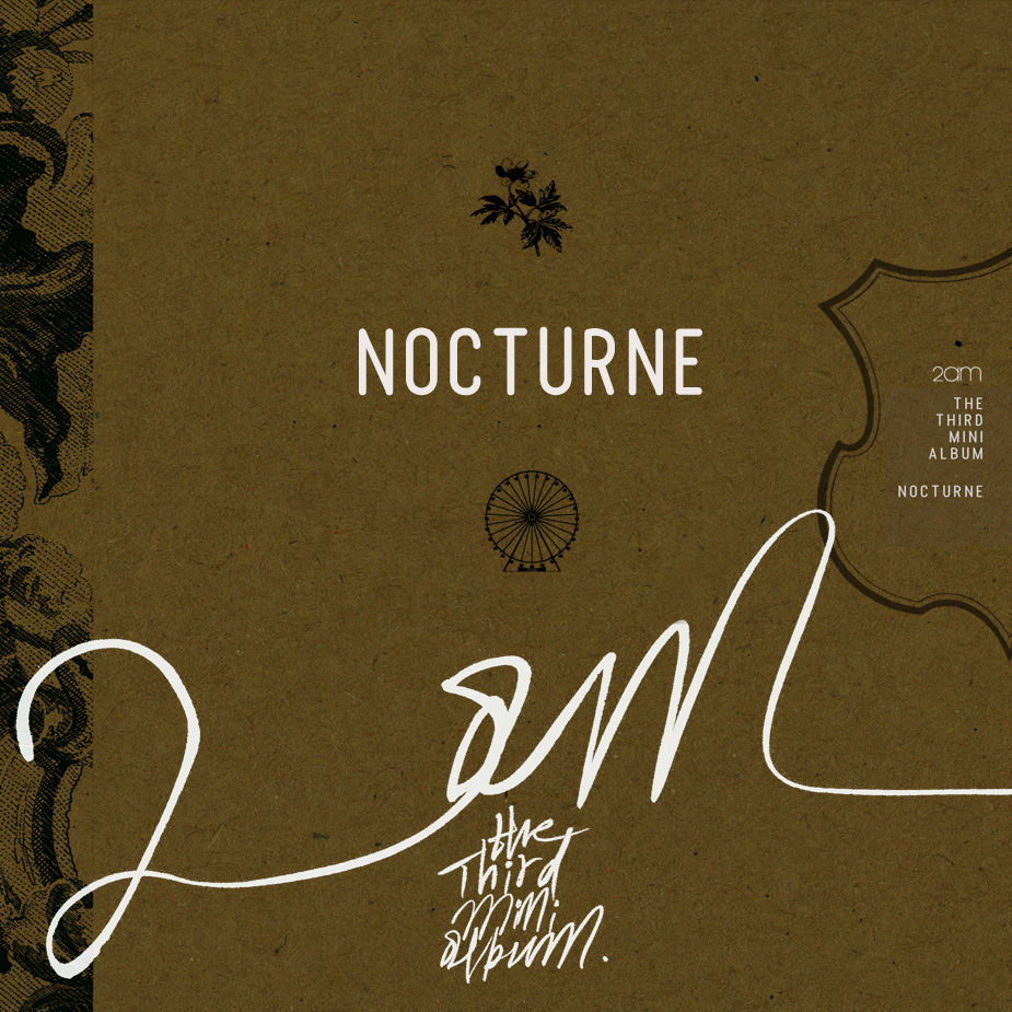 NOCTURNE 앨범정보